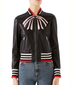 The Housewives of New York City Real Leather Jacket