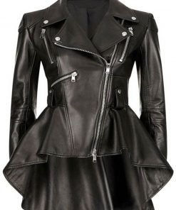 The Umbrella Academy Allison Leather Jacket   Leren Jcket
