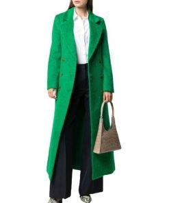 Out Of Her Mind Sara Stylish Trench Coat | Leren Jack