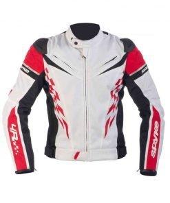4 Race Spyke GP Motorcycle Leather jacket