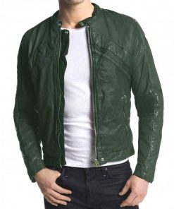 Heist Frankie American Leather Jacket