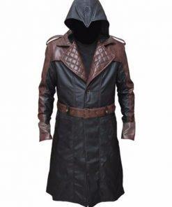 Jacob Frye Assassins Syndicate Leather Coat
