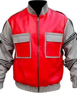 Back To The Future 2 Marty Mcfly Jacket