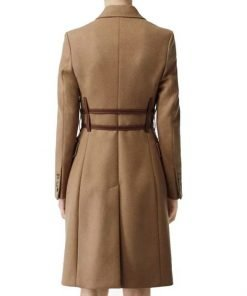 Love Life Darby Brown Trench Coat