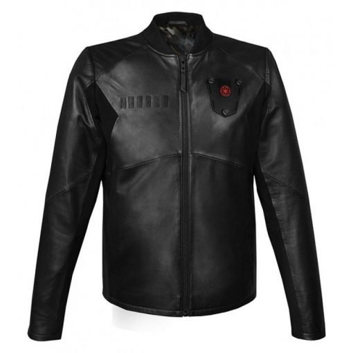 Star Wars Imperial Fighter Pilot Leather Jacket