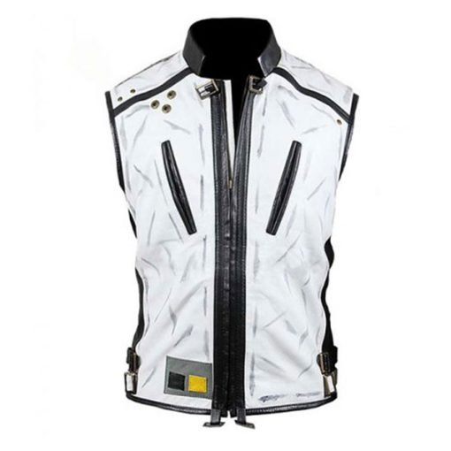 Han Solo A Star Wars Story Leather Vest