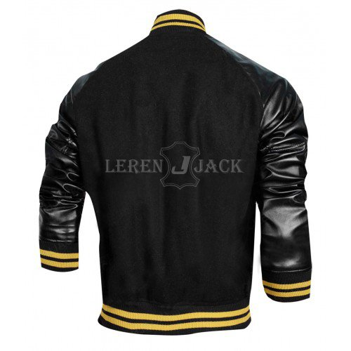 Victor Stone Justice League Cyborg Bomber Jacket