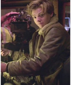 Thomas Brodie Sangster Maze Runner The Death Cure Jacket