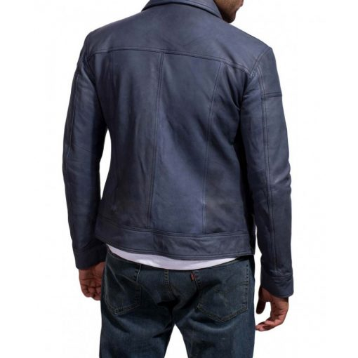 Tobey Marshall Need For Speed Blue Jacket