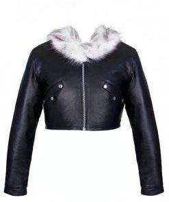 Squall Leonhart Final Fantasy VIII Fur Jacket