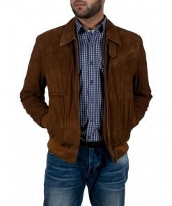 The Man Armie Hammer From Uncle Jacket
