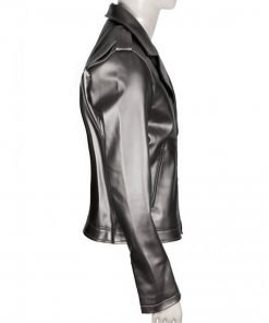 X-Men Days of Future Past Quicksilver Leather Jacket