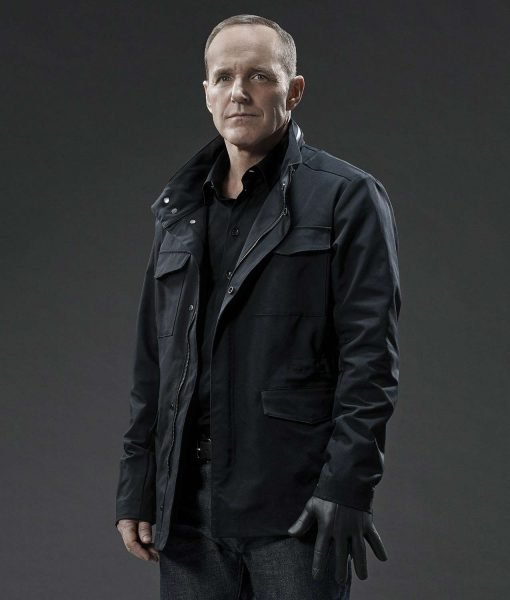 Agents of Shield Season 3 Phil Coulson Cotton Jacket