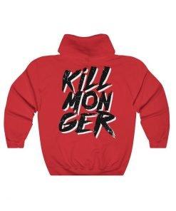 Killmonger Michael B. Jordan Red Hoodie