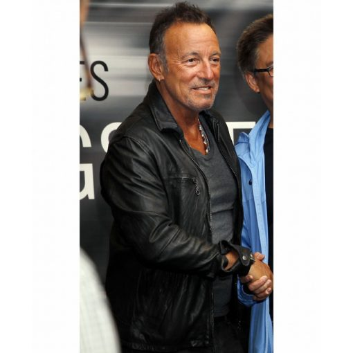 Barnes and Noble Bruce Springsteen Jacket