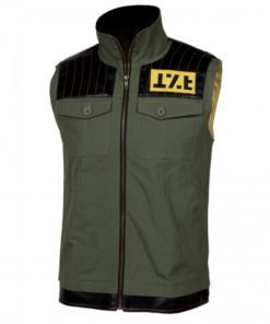 My Chemical Romance Fun Ghoul Danger Days Vest