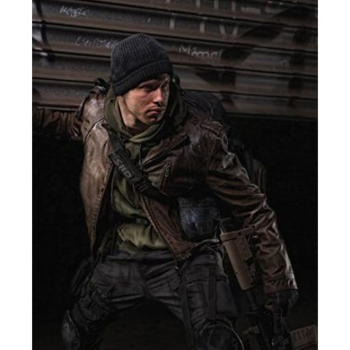 Tom Clancy's The Division Agent Distressed Jacket