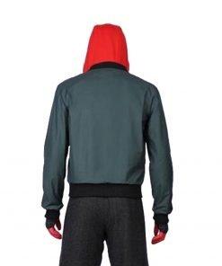 Spider Man Miles Morales Hoodie Style Jacket