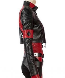The Suicide Squad 2021 Harley Quinn Jacket