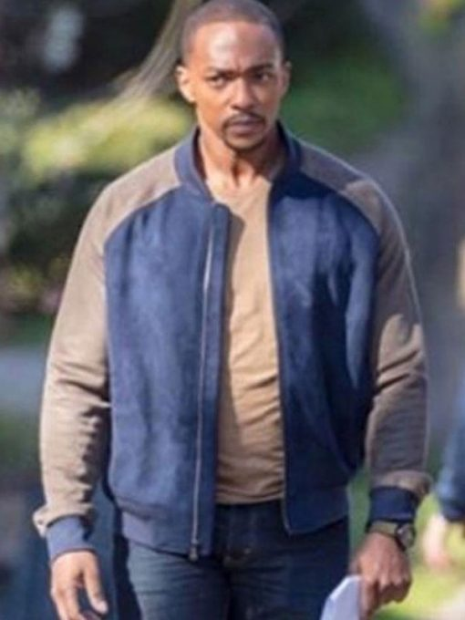 Falcon And The Winter Soldier Anthony Mackie Jacket