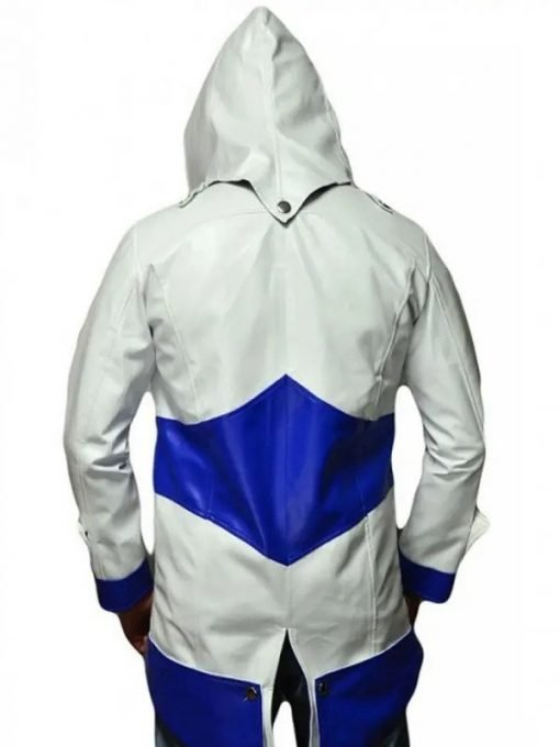 Assassin's Creed 3 Connor Kenway Hooded Jacket