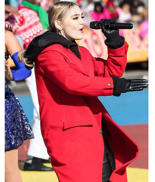 100th Thanksgiving Meg Donnelly Coat