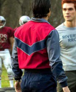 Riverdale Season 05 Charles Melton Bomber Jacket