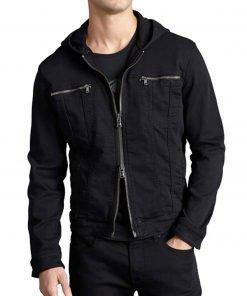 Yes Day Edgar Ramirez Hooded Jacket