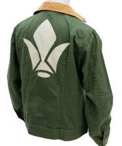 Tekkadan Iron Blooded Orphans Green Jacket