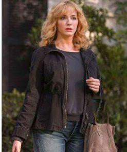 Good Girls Christina Hendricks Black Jacket