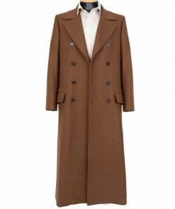David Tennant Doctor Who 10th Trench Coat
