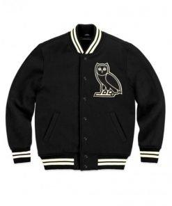 Ovo Drake Team Bomber Wool Jacket