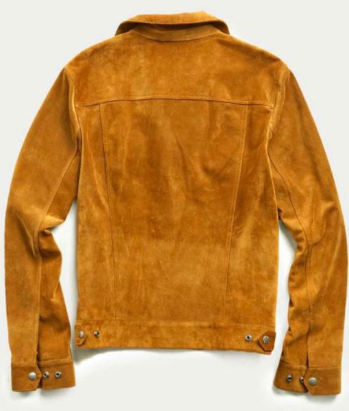 Riverdale Season 5 Archie Andrews Suede Leather Jacket