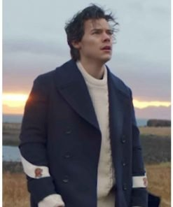 Sign of The Times Harry Styles Trench Coat