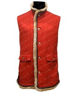 Kurt Russell The Christmas Chronicles 2 Red Vest