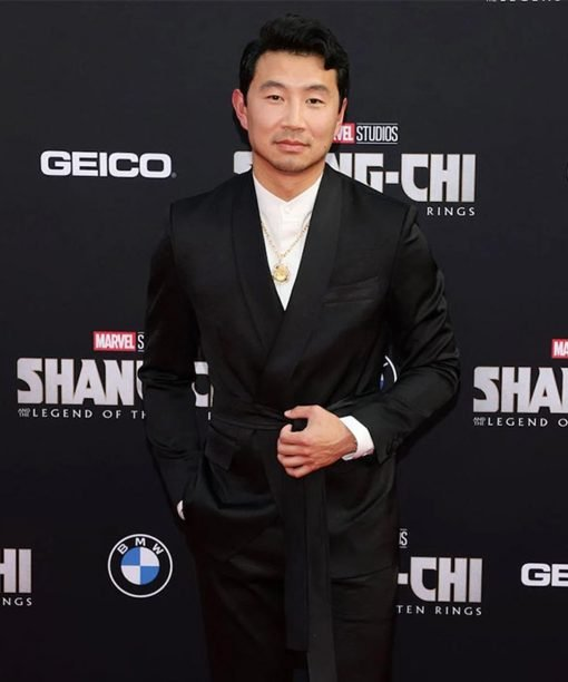 Shang-Chi and the Legend of the Ten Rings Shang-Chi Black Blazer