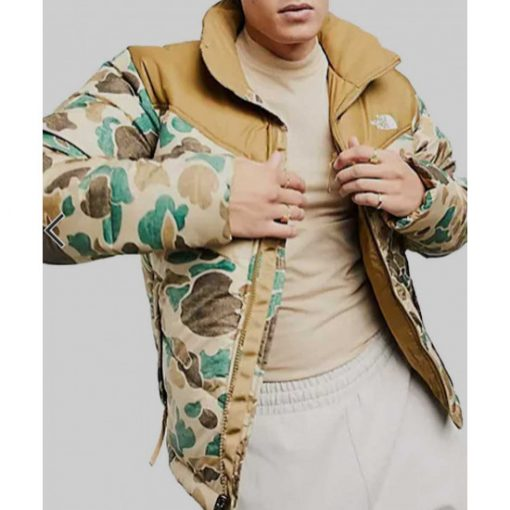 Mens Ted Lasso S2 Richard Puffer Jacket