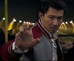 Shang-Chi and the Legend of the Ten Rings Shang-Chi Red Jacket