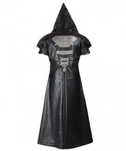 Overwatch Reaper Leather Coat with Vest