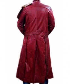 Star Lord Guardians of the Galaxy Trench Coat