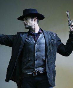 Garret Dillahunt Fear The Walking Dead Jacket